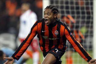 El brasileño Luiz Adriano y el venezolano Rosales entran en la historia de la Liga de Campeones