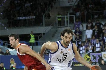 72-50. El Madrid gana a un triste Virtus Roma y entra en la siguiente fase de la Euroliga