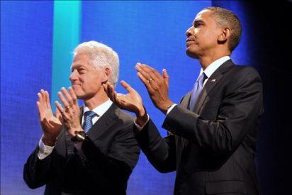 Obama se reunirá el viernes con el ex presidente Bill Clinton