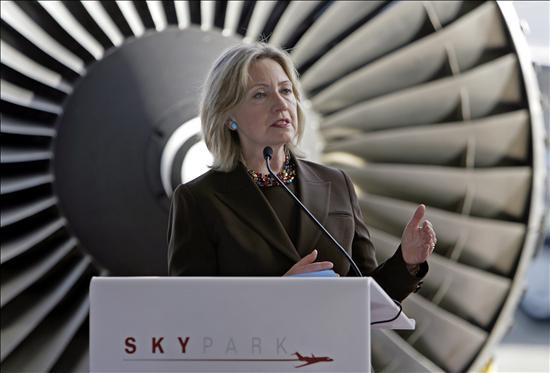 Clinton se reúne con el jefe negociador israelí para tratar el estancado proceso de paz