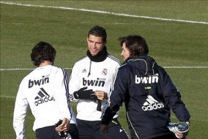 Di María se reintegra al trabajo en el Real Madrid