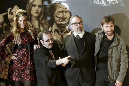 """""""Balada triste de trompeta"""" es el """"antichristmas"""" de Alex de la Iglesia"""