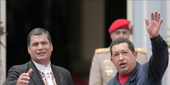 Correa verá en Venezuela y Colombia qué ayuda adicional puede ofrecer Ecuador