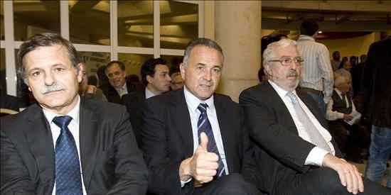 Rafa Gordillo, nuevo presidente del Betis elegido por la Junta Extraordinaria