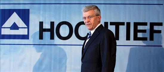 ACS aumentará su oferta y cambiará 9 acciones propias por cada 5 de Hochtief