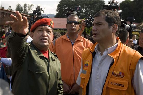 El Parlamento venezolano aprueba la Ley Habilitante para el presidente Chávez