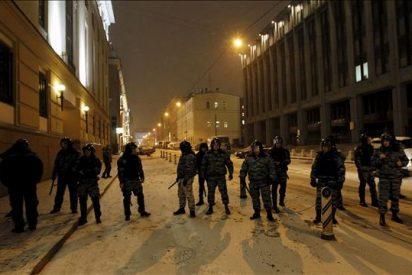 La Policía rusa detiene a un millar de caucasianos y ultranacionalistas en Moscú