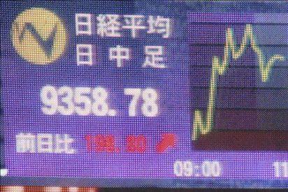 El índice Nikkei cierra casi sin variación