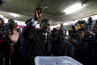Once muertos al disparar militares contra partidarios de Ouattara en Abiyán