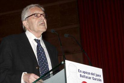La Audiencia Nacional investigará si el fiscal Villarejo injurió al Supremo al defender a Garzón