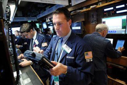 Wall Street cambia de tendencia y sube el 0,44 por ciento hacia la media sesión