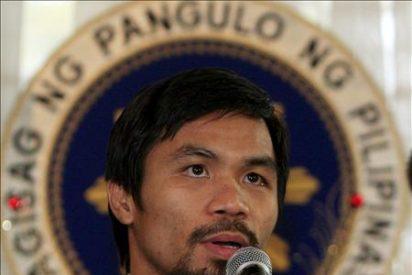 Pacquiao estudia a sus rivales y Mayweather Jr. pasa doce horas en la cárcel