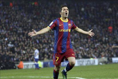 1-5. El Barça finiquita el derbi catalán con otra 'manita'
