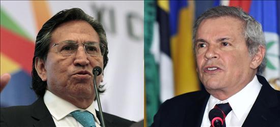 Un sondeo urbano da empate entre Castañeda y Toledo para las presidenciales de Perú