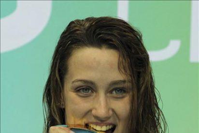 Belmonte recibirá el premio a la mejor nadadora de los Mundiales de Dubai