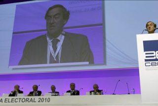 """Rajoy anima a Rosell a """"trabajar todos juntos"""" para salir de la crisis"""