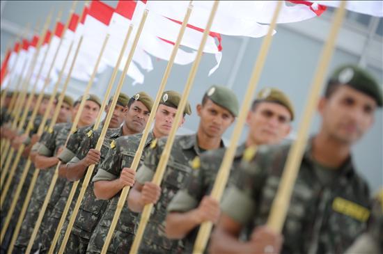Las autoridades brasileñas hacen el último ensayo de los actos de investidura de Rousseff