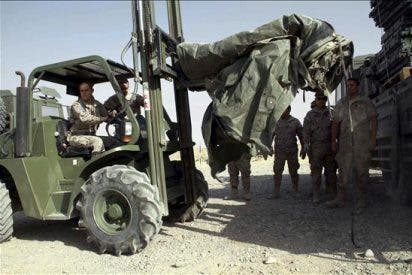 La tropas españolas en Badghis construyen un nuevo puesto de observación