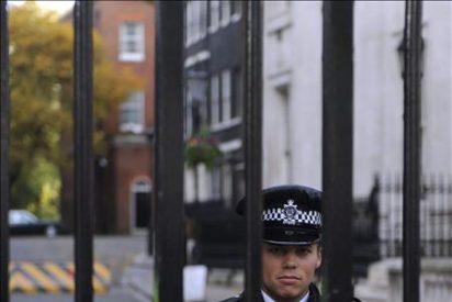 Los nueve detenidos en R.Unido la semana pasada son acusados de conspirar para causar explosiones