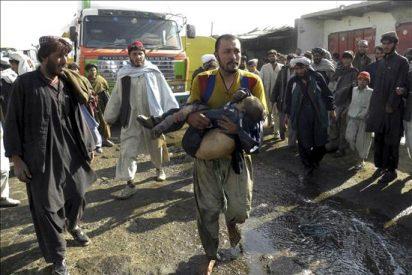 Una docena de muertos en un ataque con misiles de Estados Unidos en Pakistán