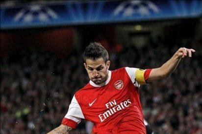 3-1. Cesc recupera la estima del Arsenal y hunde al Chelsea
