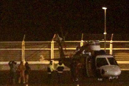 Rescatados tripulantes pesquero que sufrió una escora a 30 millas de Silleiro