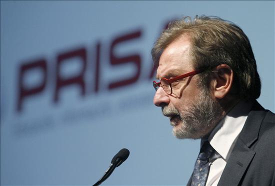PRISA vende su 22 por ciento en Digital + a Telefónica y Telecinco por 976 millones