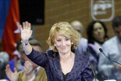 Aguirre denuncia que la luz ha subido un 44 por ciento desde que gobierna Zapatero