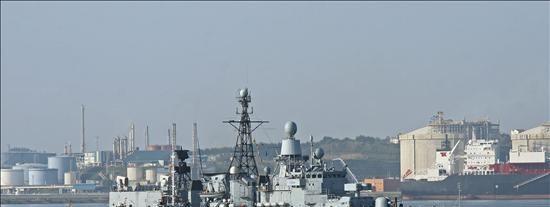 Rodríguez Garat, jefe de Atalanta, prevé un descenso claro de los ataques de piratas