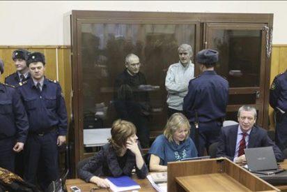 Rusia rechaza presiones extranjeras en el juicio contra Jodorkovski