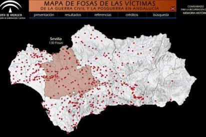 Localizan en Andalucía 614 fosas comunes con 47.000 víctimas del franquismo