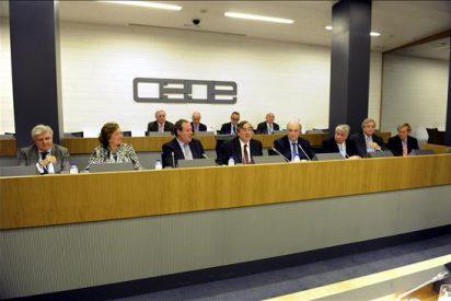 Rosell excluye de las vicepresidencias de CEOE a Herrero, su rival electoral