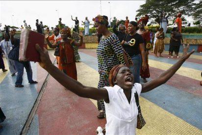 La huelga general en favor de Ouattara deja Abiyán sin transporte