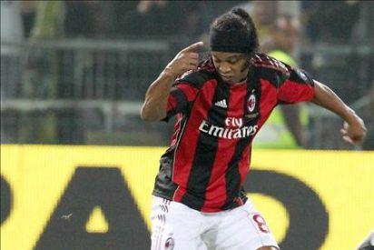 El Milan fija en 8 millones de euros la salida de Ronaldinho