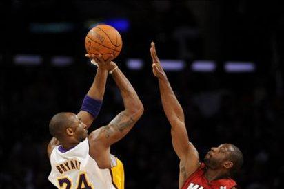 Heat establece nueva marca; respiran los Lakers y los Celtics sufren una derrota sorpresa