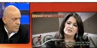 """Kiko Matamoros contra Aída Nízar: """"Te voy a meter en la cárcel, ¡bazofia! ¡Eres un fracaso de Dios!"""""""