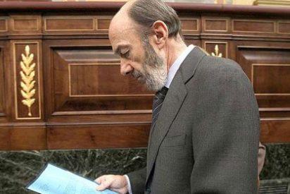 Rubalcaba, presidente de facto, amplía la alarma en España toda la Navidad