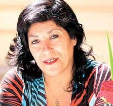 Almudena Grandes entona su llanto por la Ley Sinde