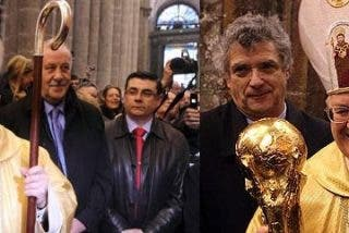 La Copa del Mundo también gana el Jubileo compostelano