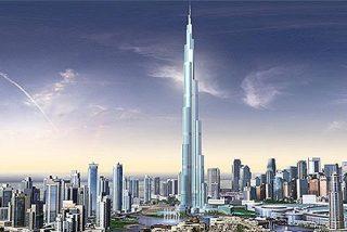 """Dubai: Espectacular """"Timelapse"""" de la Torre Burj Khalifa"""