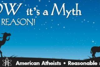 Las campañas ateas vuelven por Navidad