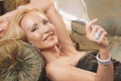 Carmen Lomana: 'Ojalá Amaia Salamanca a mis años esté igual de bien que yo'