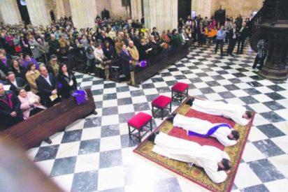 Jesús Sanz: «Ser sacerdote no es aprobar unas oposiciones»