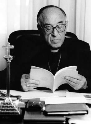 Fallece a los 88 años monseñor Ambrosio Echebarría