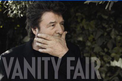 La última entrevista de Enrique Morente en Vanity Fair