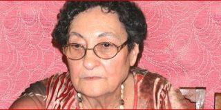 """Francisca Aguirre (1). """"Historia de una anatomía"""", premio Miguel Hernández 2010"""