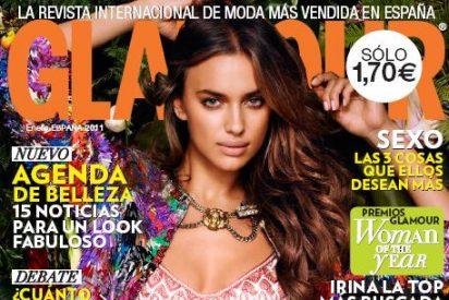 Glamour: Irina Shayk, la Top más buscada y mujer Eco