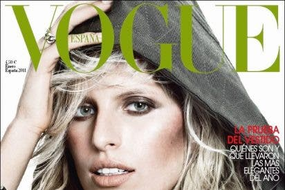 Vogue: Karolina Kurkova regresa a las pasarelas tras su maternidad