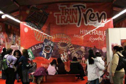 """Arranca """"Trin Tran Tren"""" en la estación de Nuevos Ministerios"""