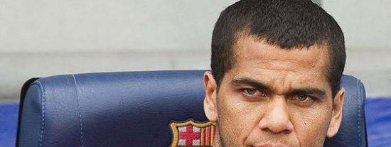 """Alves: """"Nunca jugaría en el Madrid. Ese tren ya pasó"""""""